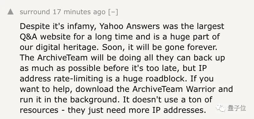 问答平台元老Yahoo Answers宣布将永久关闭
