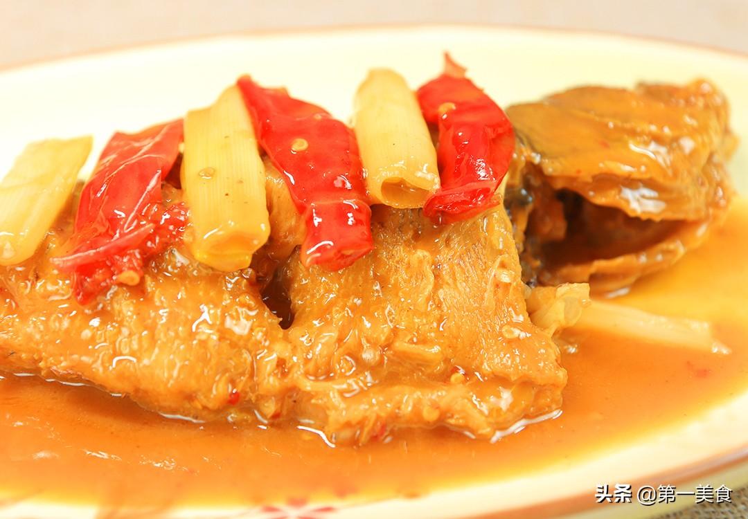 【红烧鲈鱼】做法步骤图 厨师长分享详细做法