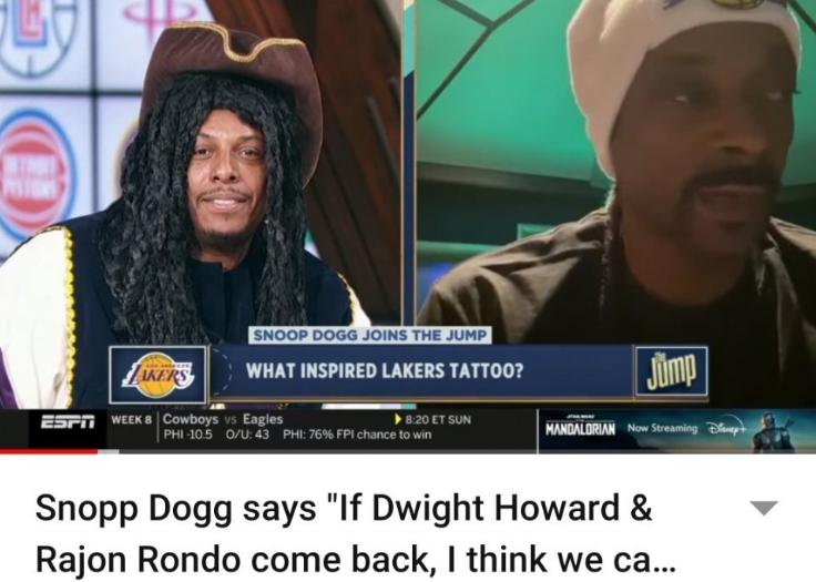 湖人衛冕機會有多大?湖人死忠豪言:只要Rondo和魔獸回歸就能衛冕!-黑特籃球-NBA新聞影音圖片分享社區