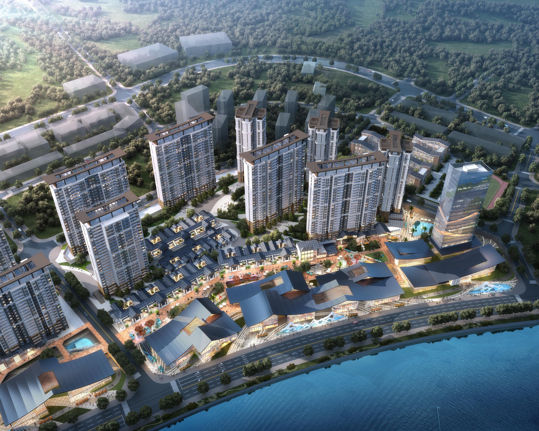 打造国际咖啡第一城|大宸设计规划篇·河口咖啡小镇