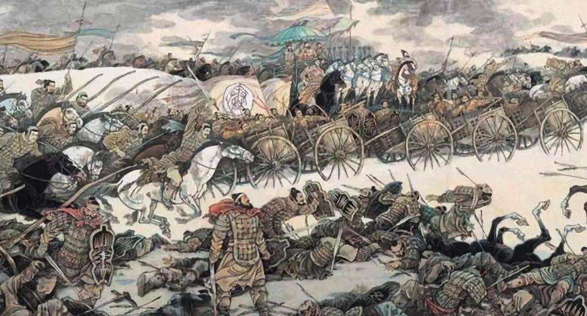 哪有什么锅盔,大秦帝国靠小米碾压山东六国