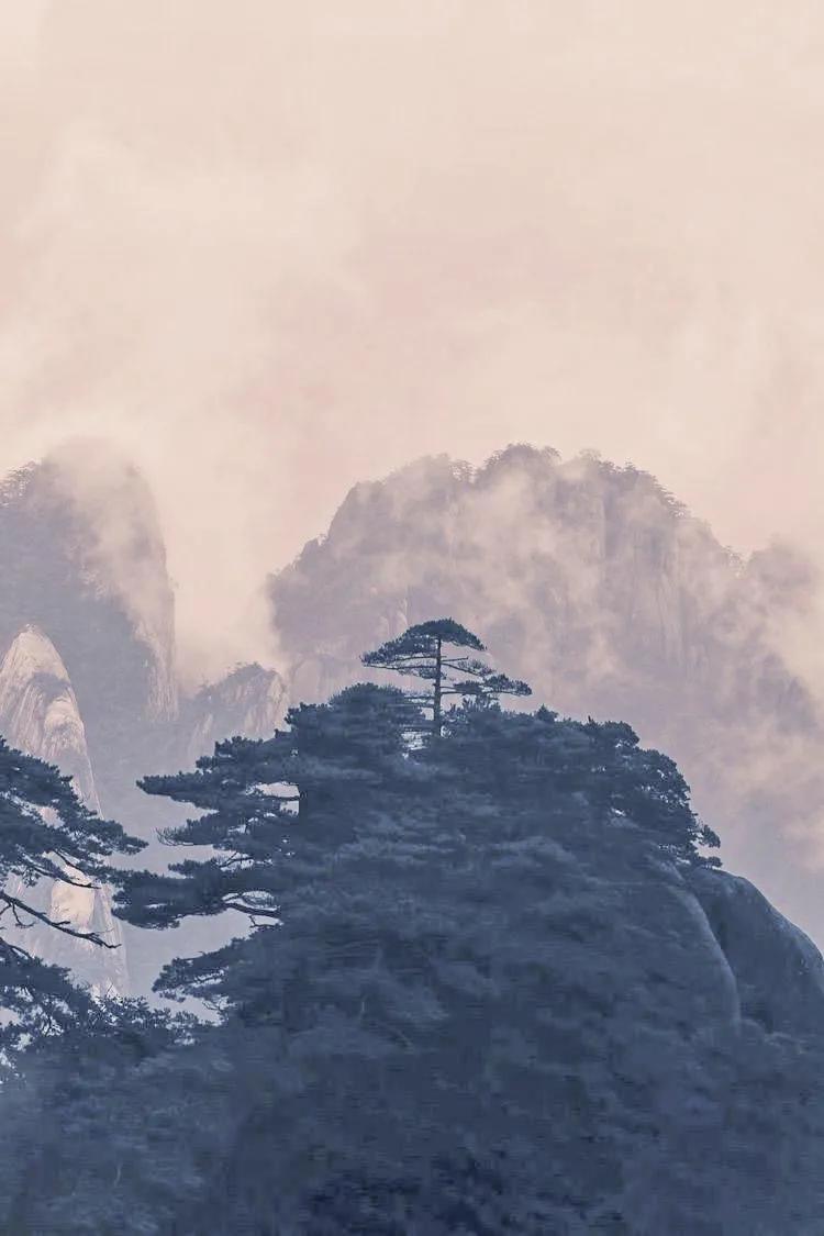 诗 画 黄 山