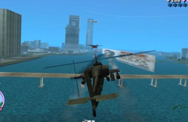 《GTA:罪恶都市》中那些隐藏了20年的小细节,梦开始的地方