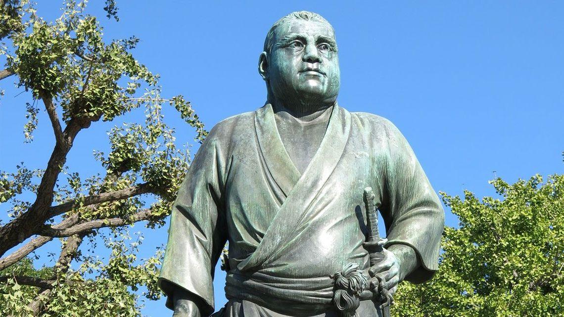 江户时代的九州中心——鹿儿岛市