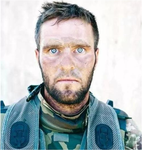 戰爭有多麼可怕?看這幾張士兵打仗前、中、後的臉部對比圖就懂了