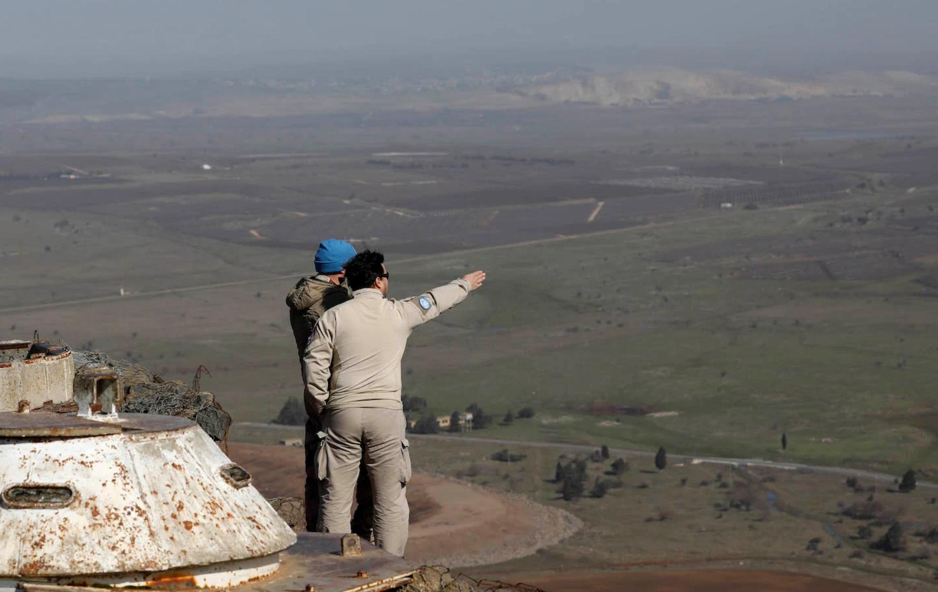 叙代表:夺回戈兰高地是叙利亚首要任务,真主党总司令痛斥以色列