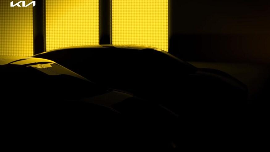 起亚神秘展示了未来九款电动汽车和概念车,加快电动汽车市场布局