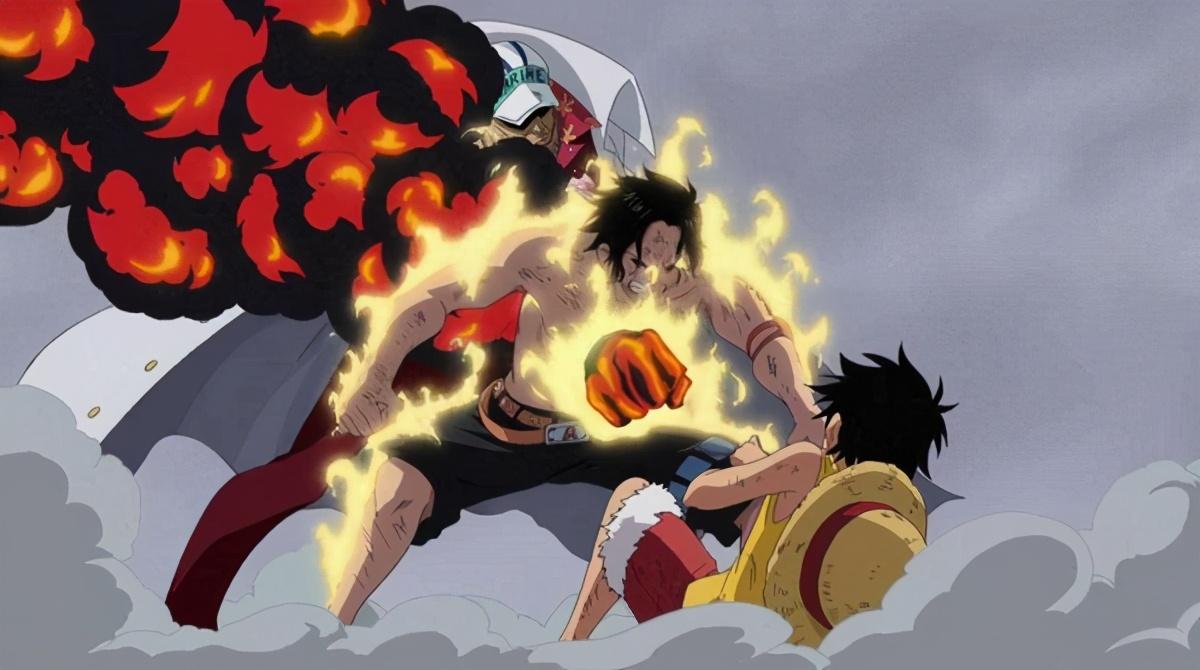 海賊王:能烤熟人的4顆惡魔果實,熱熱果實有2顆,岩漿比火焰強