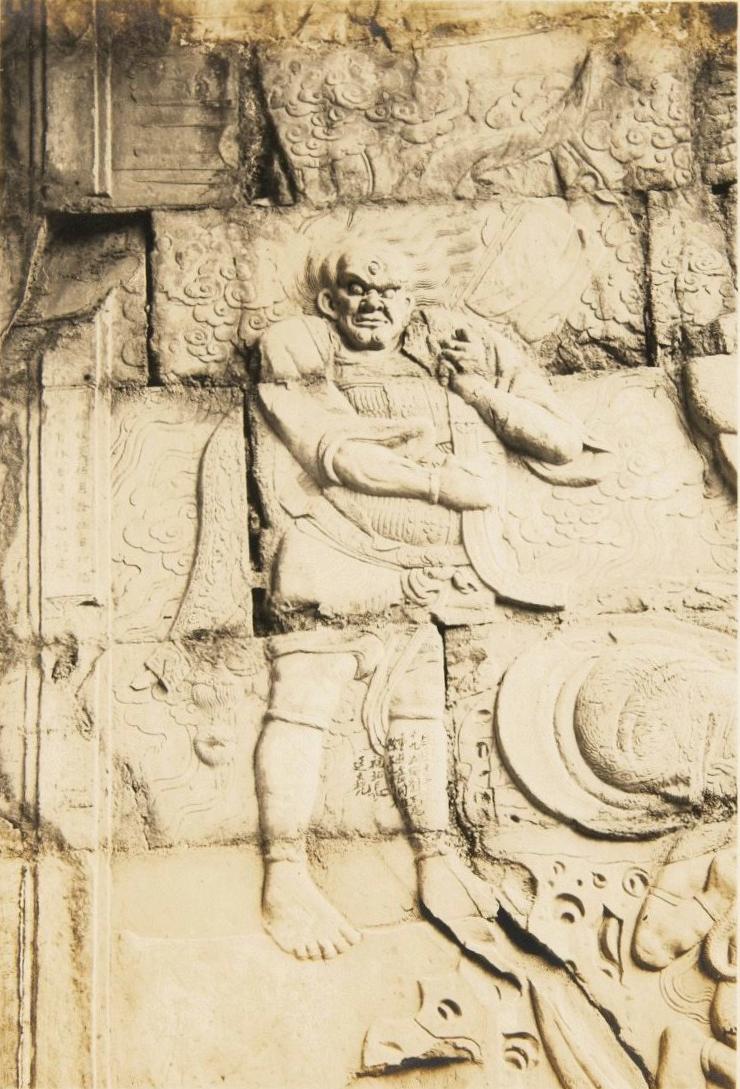 太珍贵了!100年前北京昌平、十三陵、居庸关、小汤山老照片