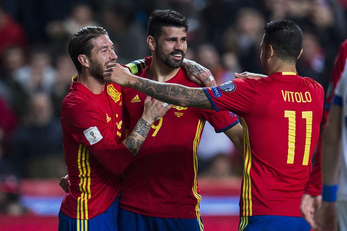 「欧国联」赛事前瞻:西班牙vs乌克兰,西班牙胜券在握