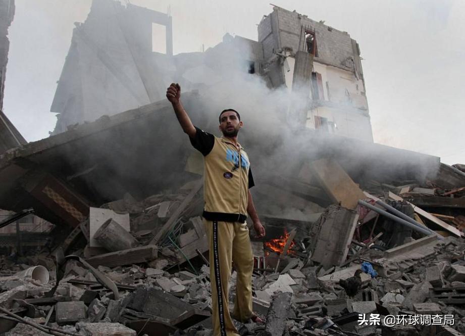 打起來了!以色列出動80架戰機,聯合國介入,美國卻在煽風點火?