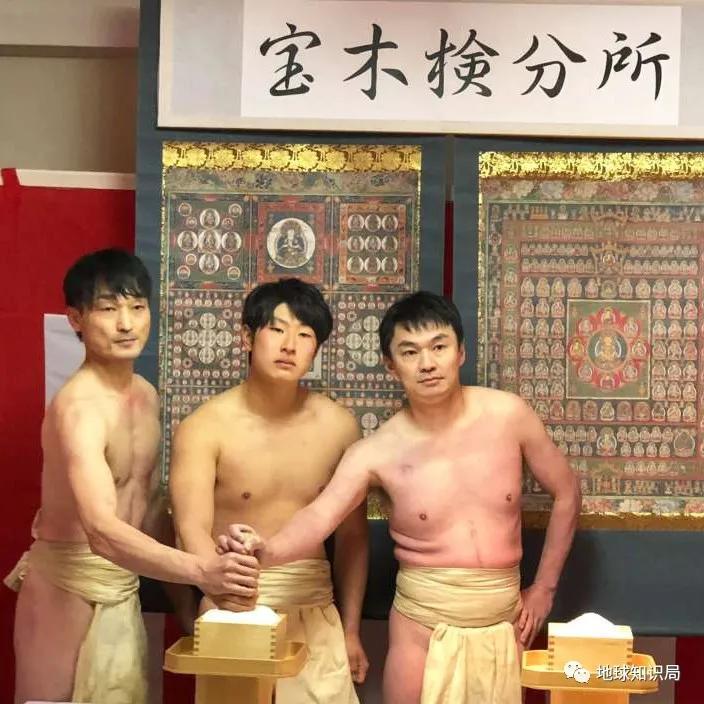 日本万人裸体大战,取消了!  地球知识局