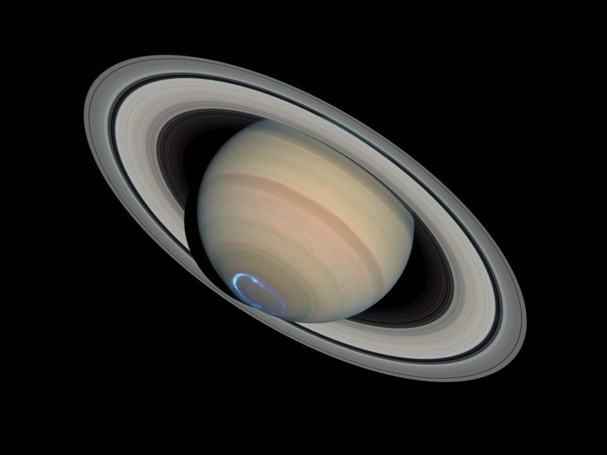 """为什么土星会有光环?科学家发现,原来是这颗卫星""""惹的祸"""""""