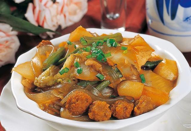 山西旅游必吃十大晋菜(值得收藏) 晋菜菜谱 第4张
