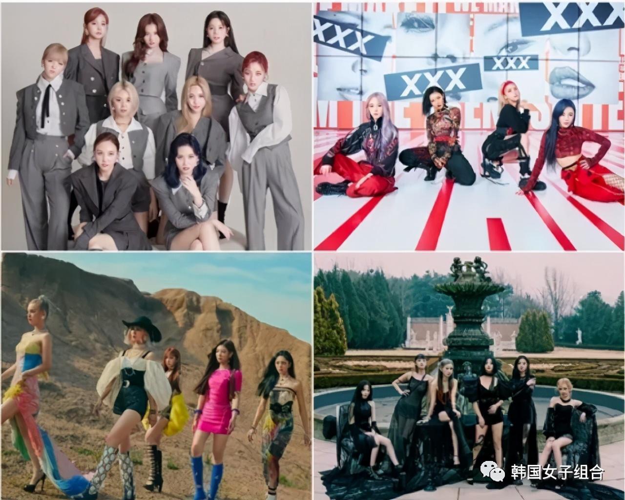 引领今年歌谣界女团风的艺人们将登上2020 TMA