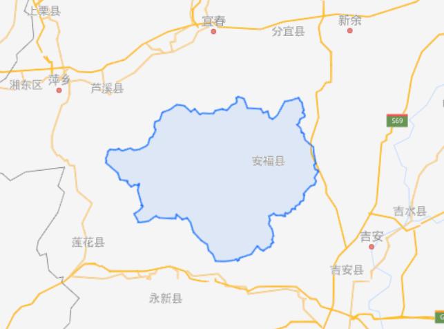 江西省一个县和福建省一个市,名字正好互相倒过来