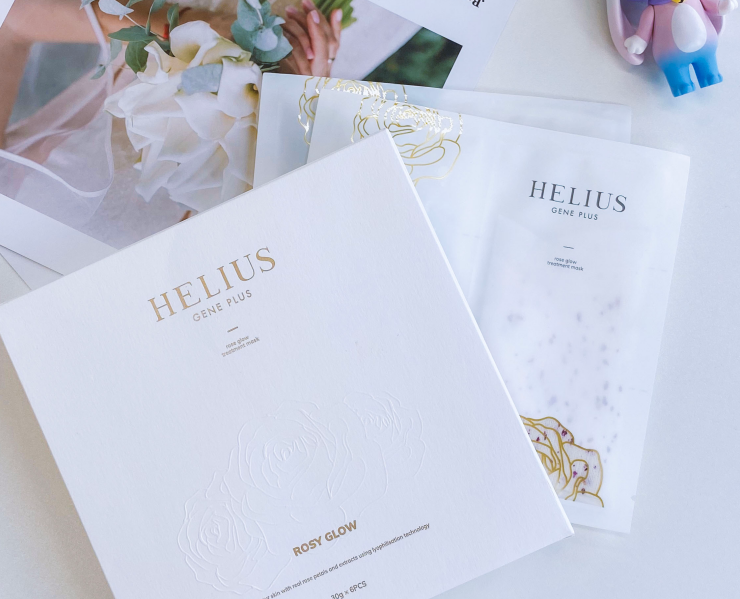 美白面膜推荐:赫丽尔斯玫瑰面膜,亮肤嫩颜,抗氧焕颜
