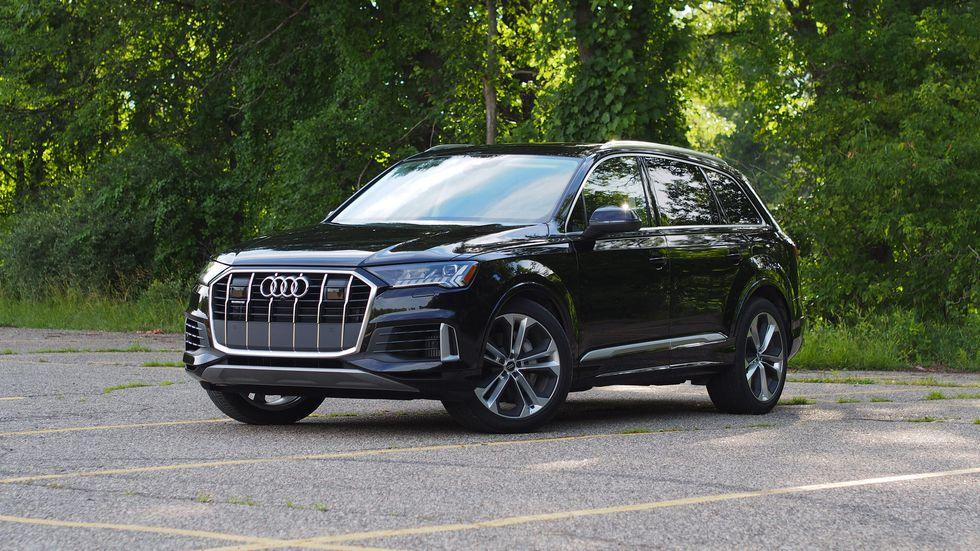 2020款奥迪Q7:算得上标准的豪华7座SUV