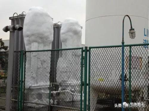 低温液体及储罐安全使用介绍
