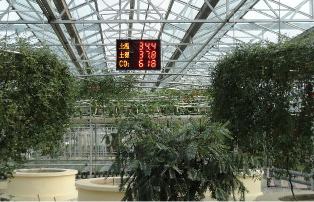 温室大棚自动化控制系统如何工作?高端智能温室的大脑系统