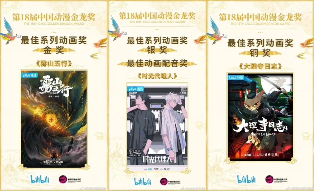 B站×金龙奖,国创的新故事怎么讲?