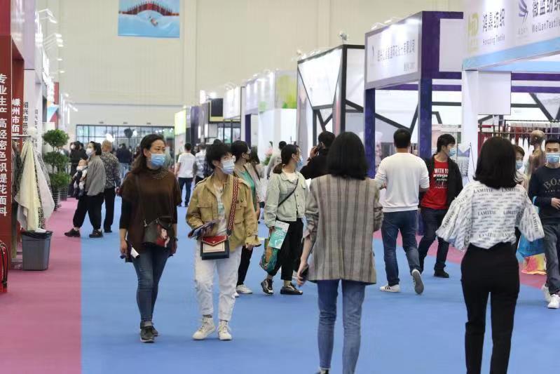 荣耀启航活力尽显2021柯桥春季纺博会5月6日启幕