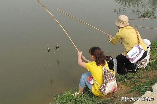 """小龙虾的垂钓技巧,带娃必学的""""神技"""""""