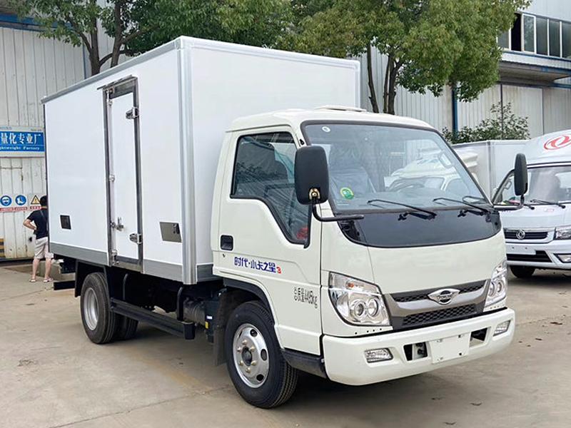3.2-3.5米的小型冷藏车,国六排放柴油机有这几款
