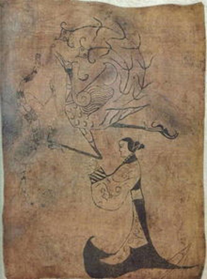 """""""三世精能举世无,笔端狼藉见功夫"""",从绘画材料和工具品中国画"""