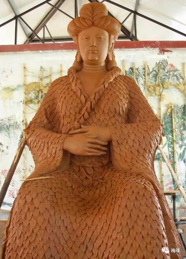 小时不知那是中华民族始祖母华胥陵