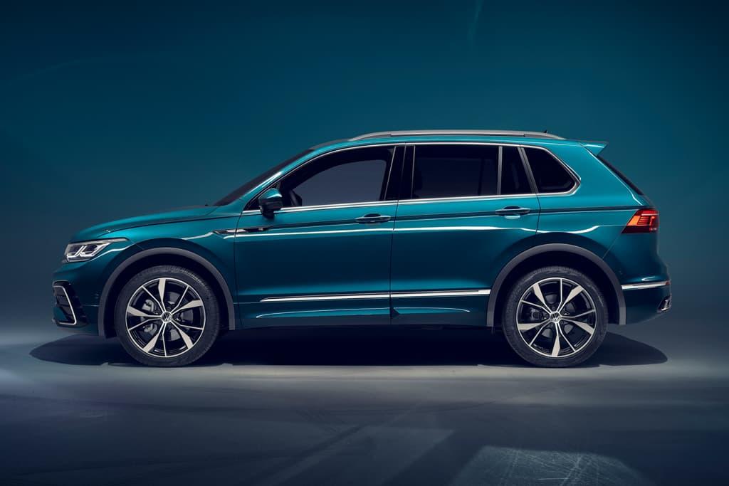 2021款VW TIGUAN高价上市