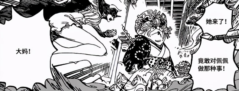 海賊王:用道具擋住嘴巴的6人,卡二為了擋住尖牙,燼是特殊種族