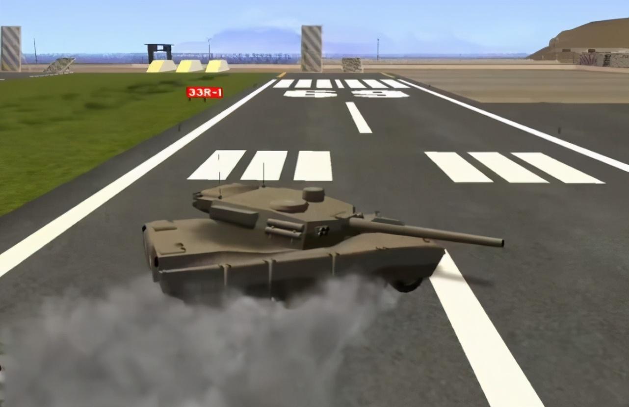 《GTA》系列,坦克20年来的变化有多大?一直都是大杀器
