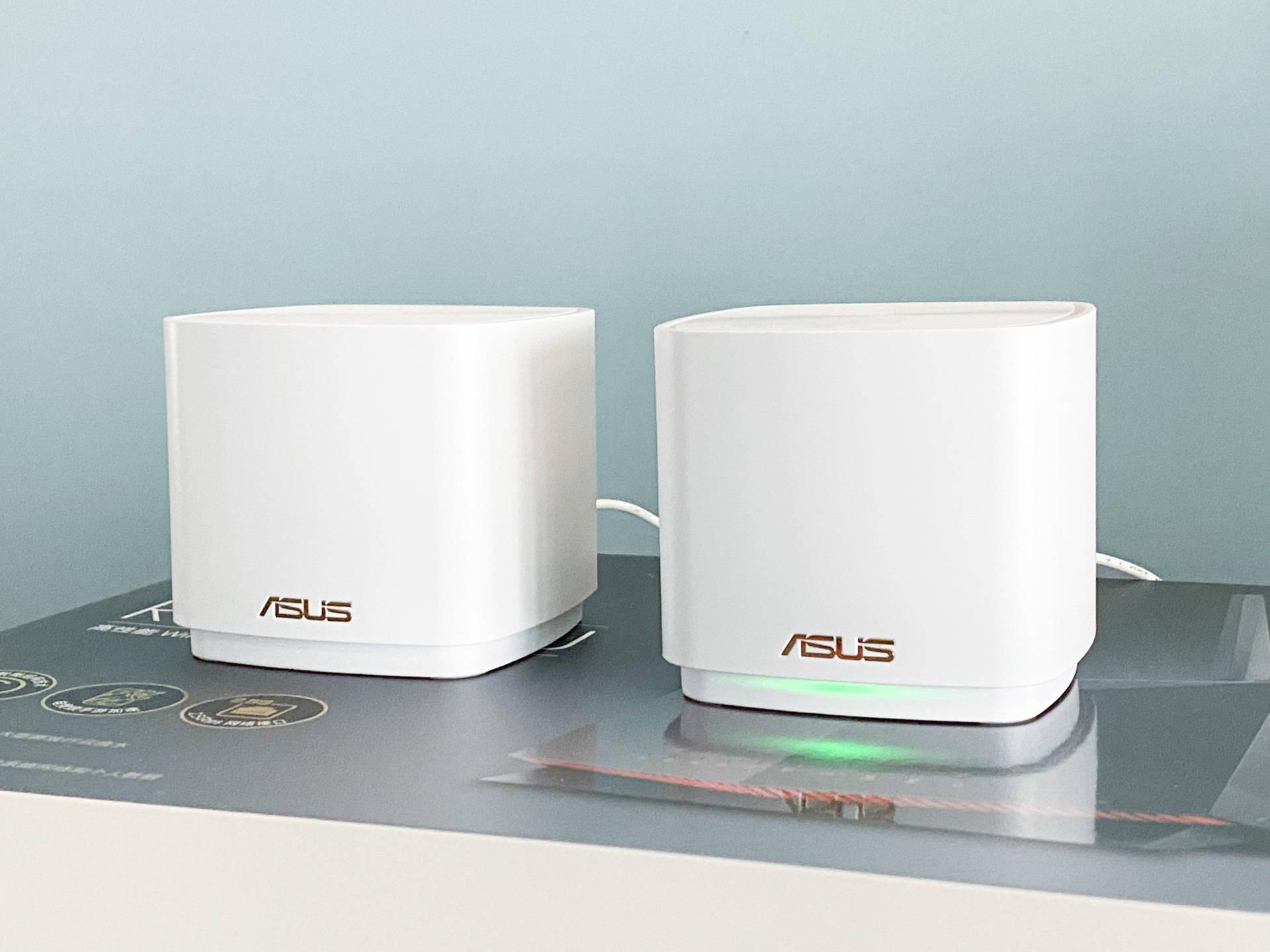 让家中处处用上WiFi6,华硕灵耀魔方Mesh路由体验