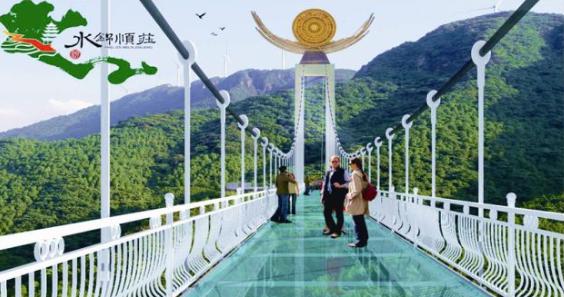 名马山县旅游景区,水锦·顺庄景区请问你们有没有来玩过