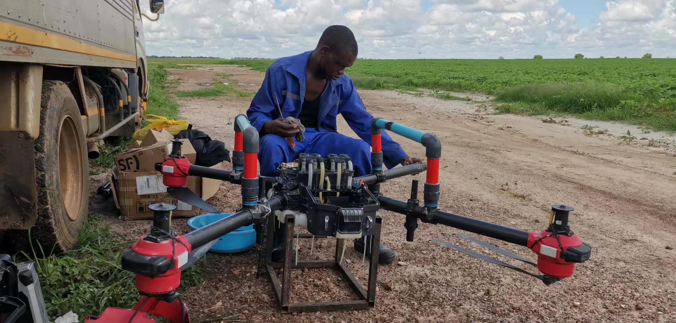 非洲创业故事中的科技农业先锋