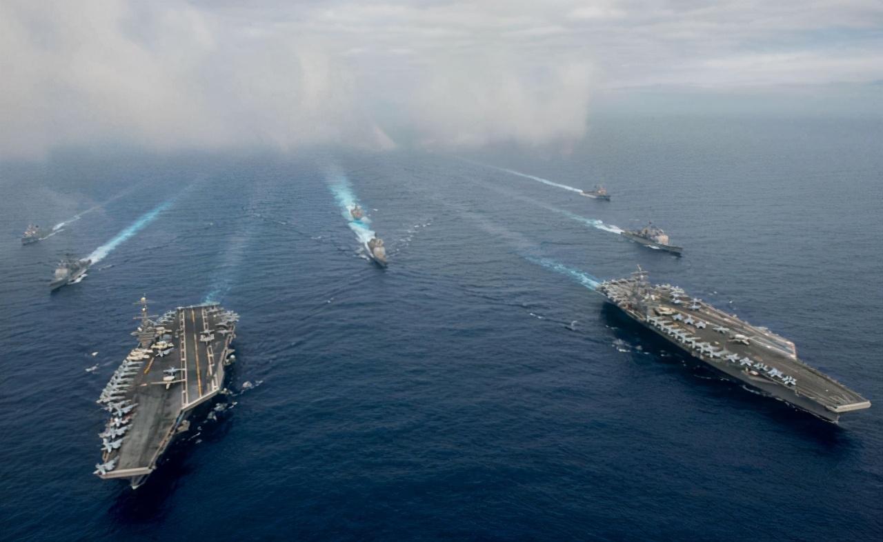 美国怂恿小弟打头阵,又要开建第一舰队?中国该如何应对