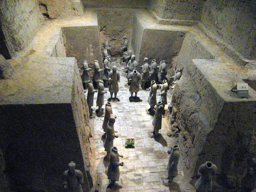 西安秦始皇陵兵马俑的3个景点打卡游玩攻略