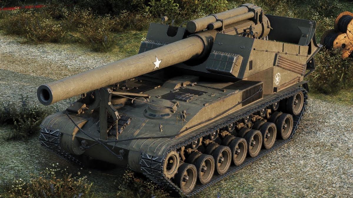 盘点《坦克世界》当中有哪些牛逼的自行火炮?