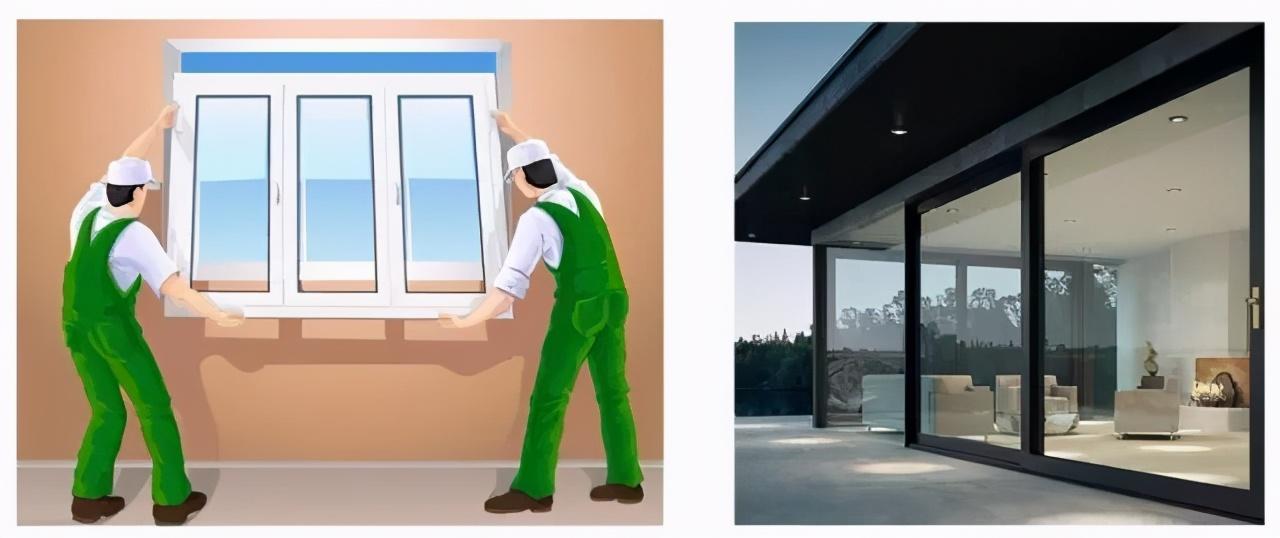 普通窗、转角窗、扇形窗,最全的门窗测量和安装方法
