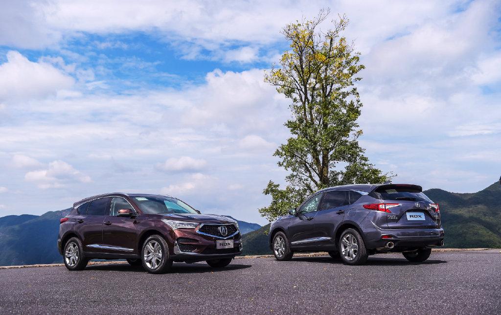 可动可静可咸可甜 看广汽Acura RDX如何带来全方位豪华体验