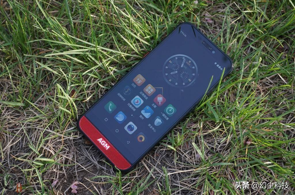 金嗓子+中國芯,一款適合老年人使用的三防手機,AGM H2體驗