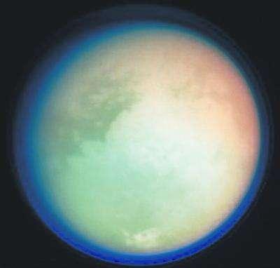 土星的卫星土卫六大气中含有一种奇怪的有机化学物质-第1张图片-IT新视野