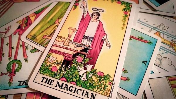 塔罗学习牌意解读魔术师, 塔罗牌Ⅰ.魔术师(正位/逆位)意义解读