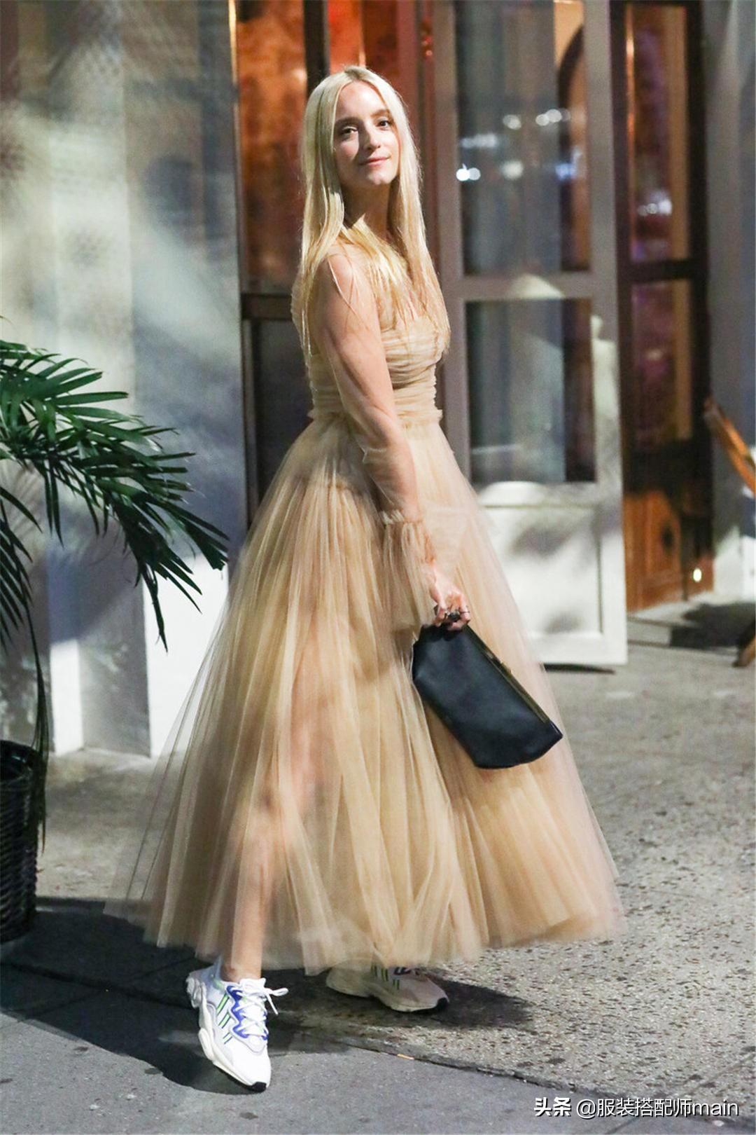 皮肤黑黄穿连衣裙怎么才显肤白?选对颜色是关键