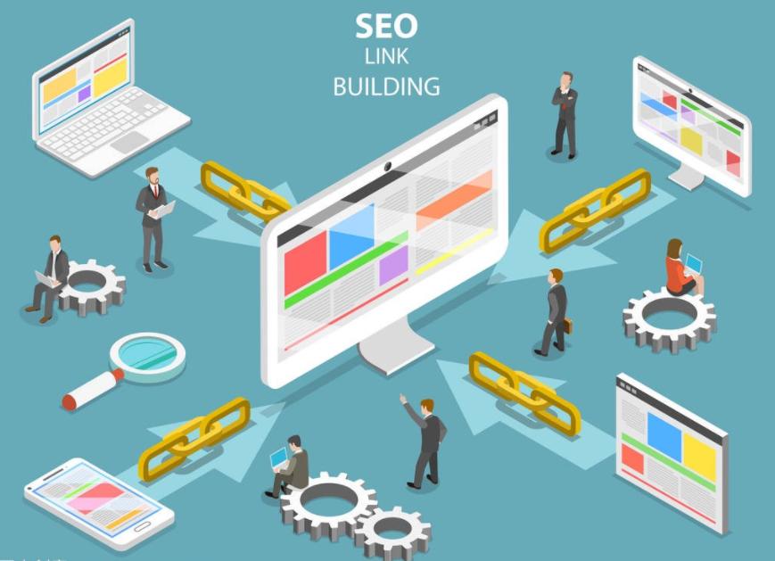 SEO优化网站内链结构布局能有效提高网站排名