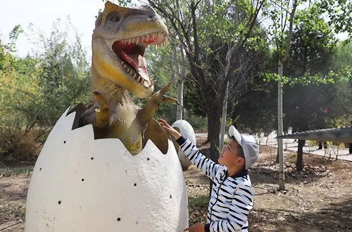 """美国大学研究表明:特别""""偏爱""""恐龙的孩子,将来会更聪明"""