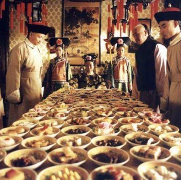 宫廷支出最大,溥仪回忆批评,慈禧的一餐有多奢靡?盘盘全国顶级