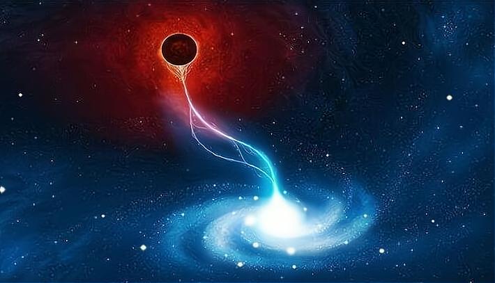 已知宇宙中最亮的天体,比太阳亮700万亿倍,堪比2万个银河系-第5张图片-IT新视野