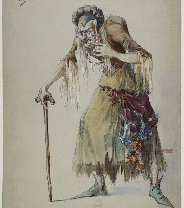 克苏鲁人物档案:查尔斯巫师